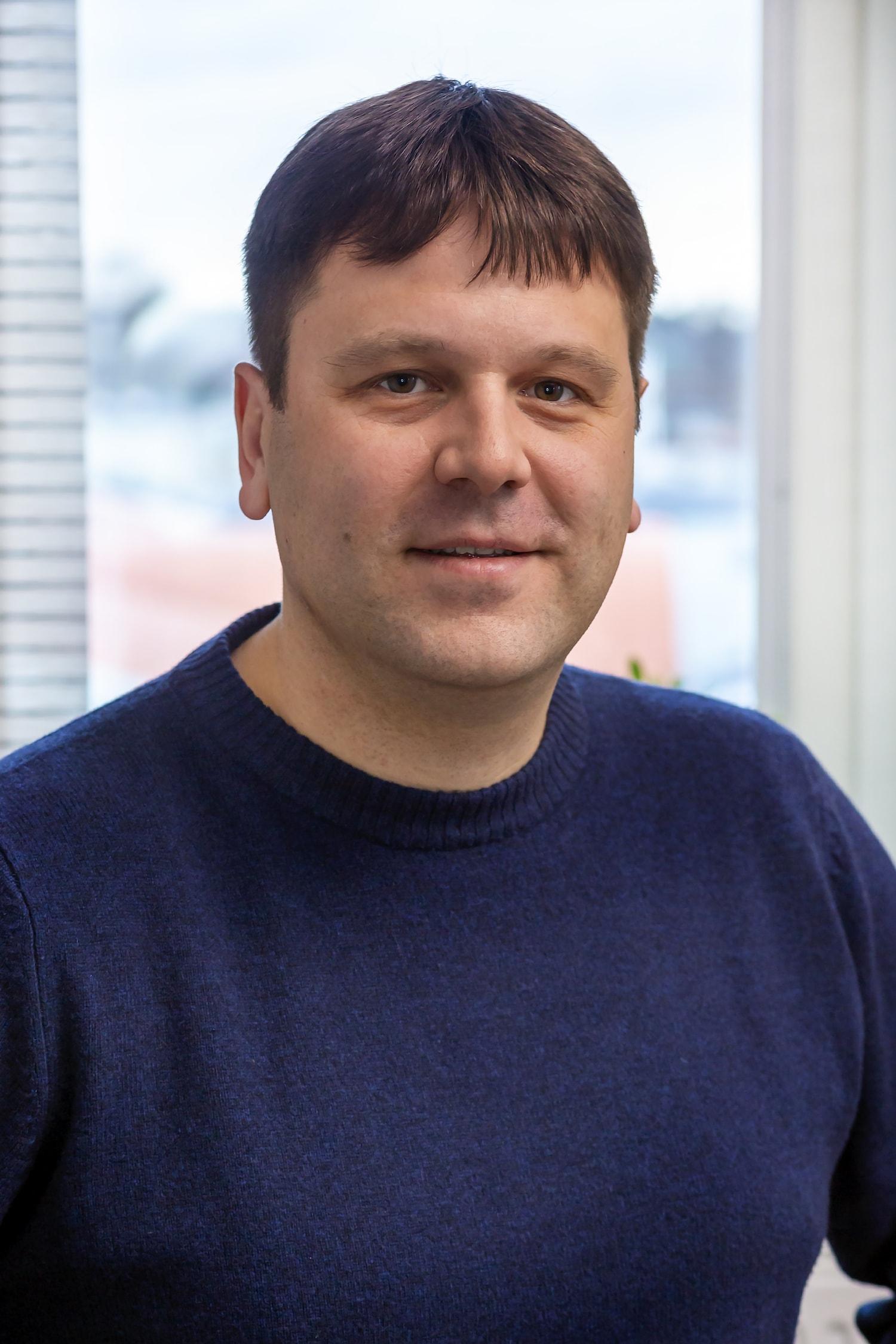 Göran Fröjd