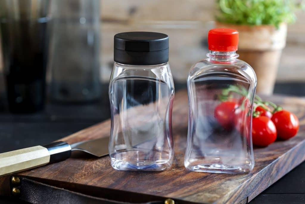 förpackningstillverkning flaska